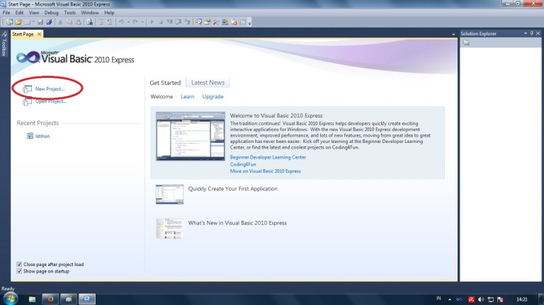 Registry in the